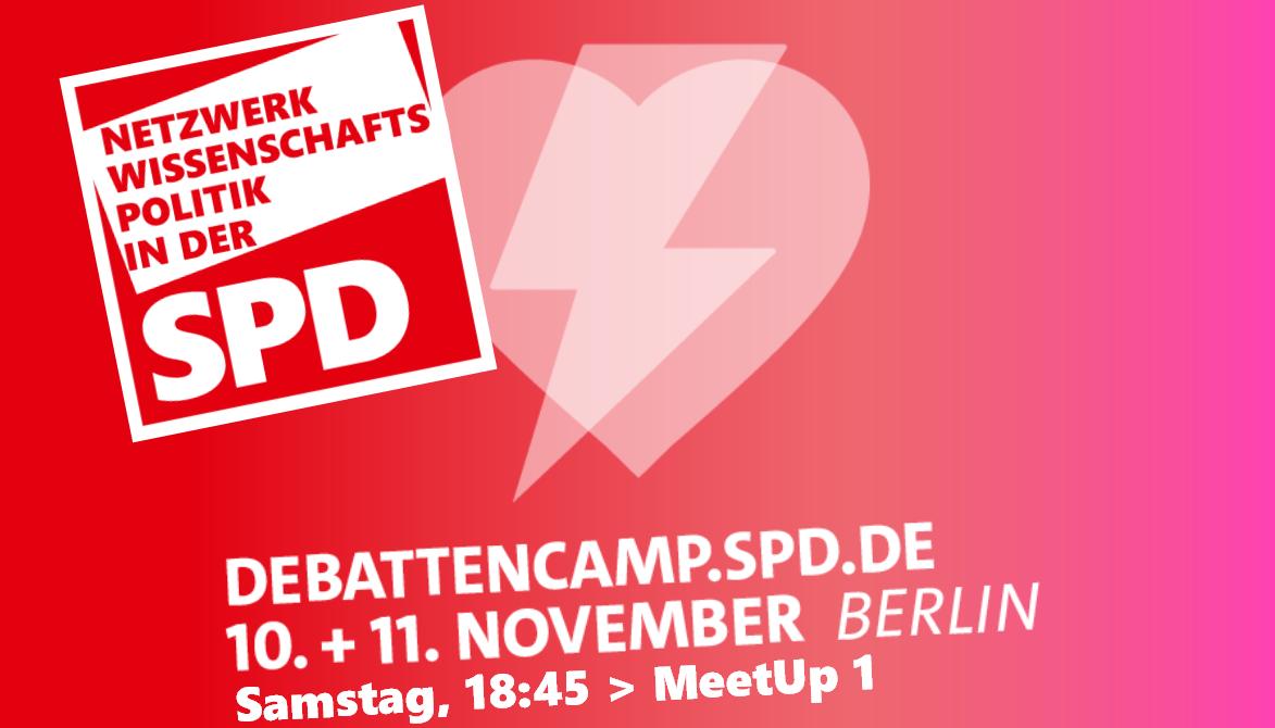SPD WissPol Debattencamp
